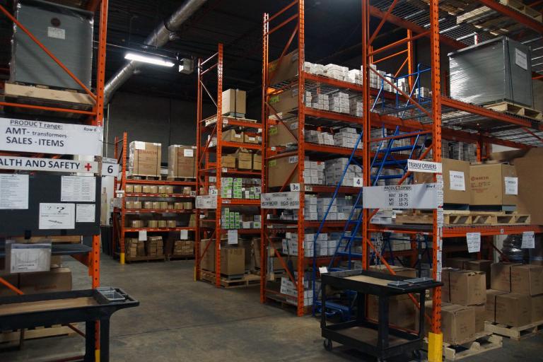 Northwinds Corporation warehouse
